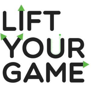 Lift Your Game logo - square version.