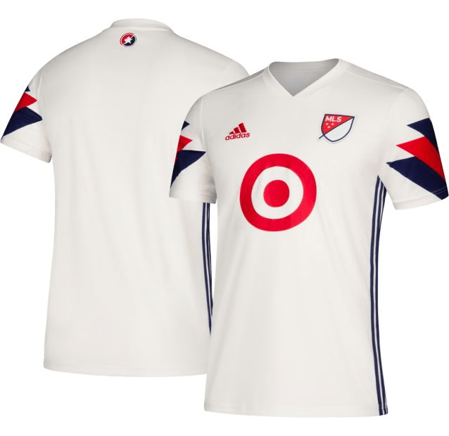MLS all star soccer jersey.