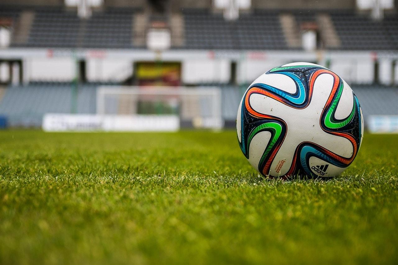 Adidas Brazuca size 5 soccer ball.