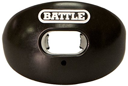 Battle Oxygen mouthguard.