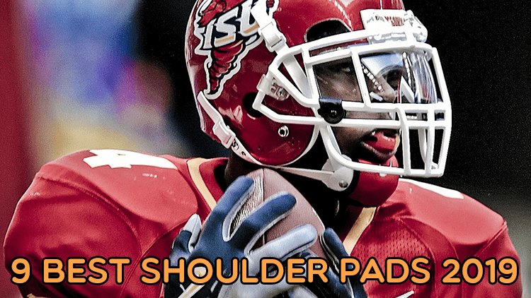 Best football shoulder pads slider.