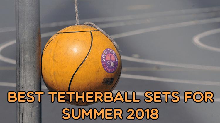 Best tetherball sets slider.