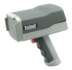 Bushnell Speedster III radar gun.