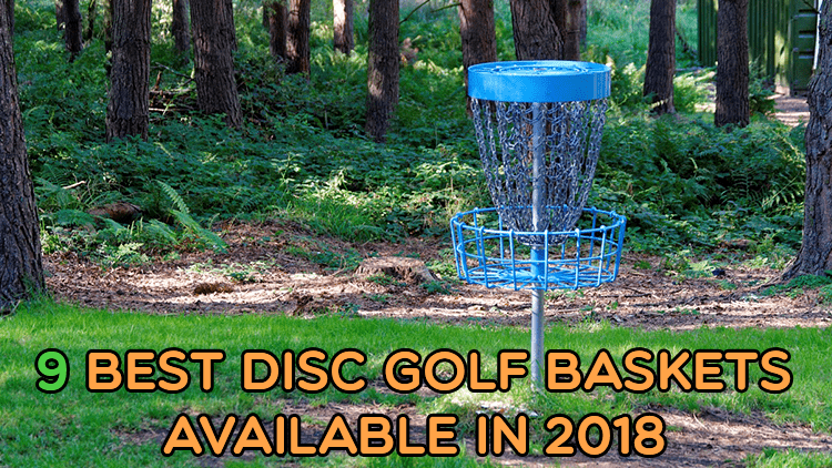 Best disc golf basket slider.