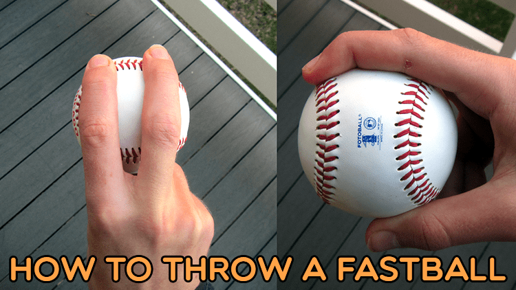How to throw a fastball slider.