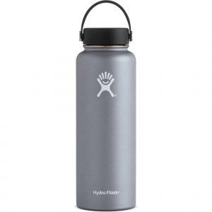 Hydro Flask water bottle.