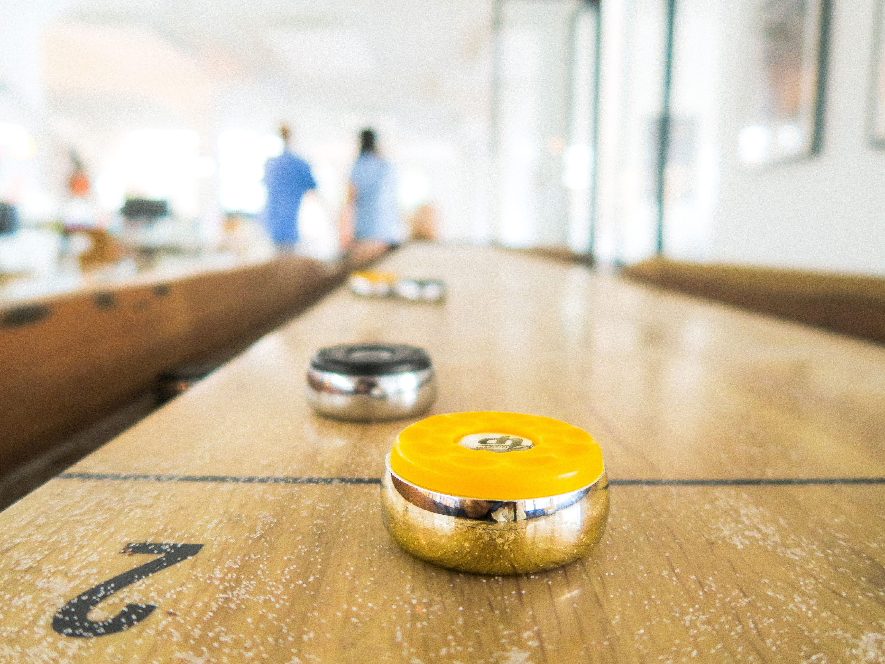 How To Play Shuffleboard: Rules & Strategy For Table Shuffleboard