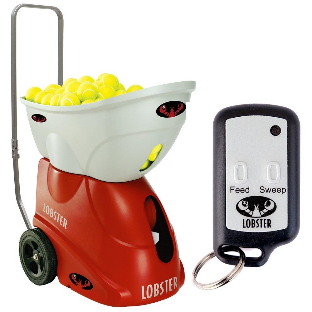 Lobster Elite Liberty Tennis Ball Machine.