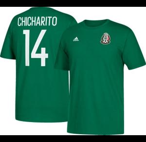 Javier Hernandez Mexico soccer jersey.