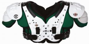 Tag Strike Force II 780 football shoulder pads.