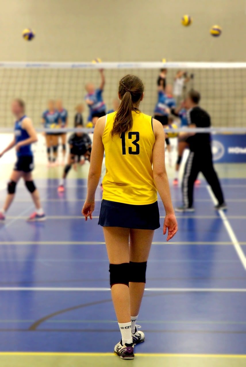 7 Best Volleyball Knee Pads 2020 5 11 Options